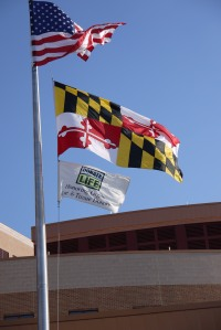 Flying the Donate Life Flag is a sign of remembrance for donor families and a memorial for those who have given the gift of life.